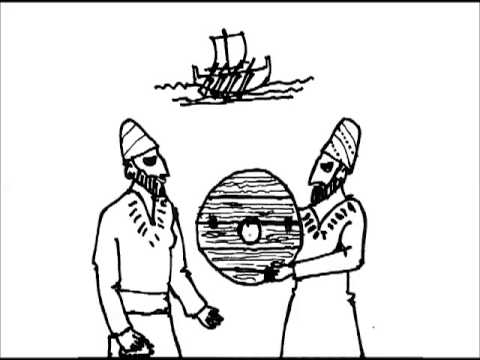 Phoenicians invent the Wheel