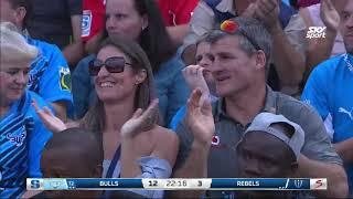 Bulls vs Rebels Rd.10 2018 Super Rugby video highlights