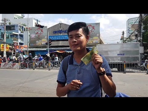 Khương Dừa cầm 100k đi ăn hết chợ Gò Vấp vẫn còn dư tiền giấu quỹ đen khủng - Thời lượng: 35:13.