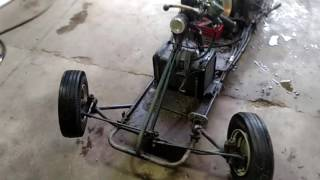 Changing the kart to be more driveable!