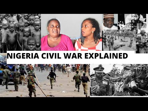 An Honest Explanation of The Nigeria Civil War|The Whole Truth