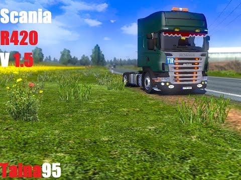 Scania R420 v1.5