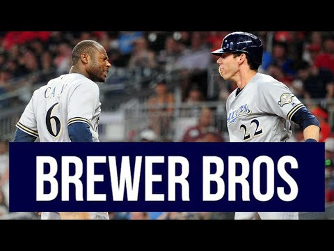Brewer Bros: The Yelich/Cain Mixtape