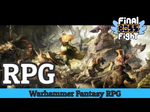 Video thumbnail for Warhammer Fantasy RPG – Rocking in Reikland – One Shot Wonders