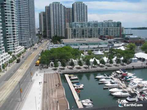 Simcoe WaveDeck Construction Time Lapse.wmv