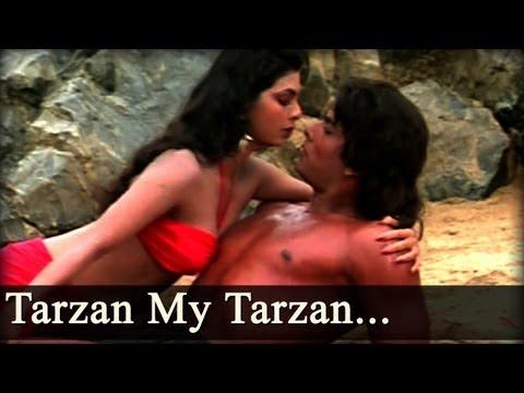 Video Tarzan - Tarzan My Tarzan Aaja Me Sekha Tuje Pyar - Alisha Chinoy download in MP3, 3GP, MP4, WEBM, AVI, FLV January 2017
