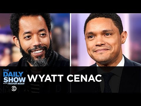 """Wyatt Cenac - A Deep Dive Into Complex Issues on """"Wyatt Cenac's Problem Areas"""" 