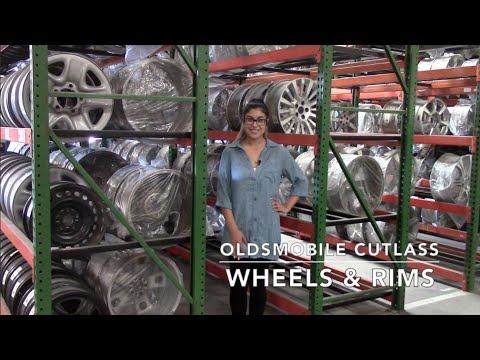 Factory Original Oldsmobile Cutlass Wheels & Oldsmobile Cutlass Rims – OriginalWheels.com