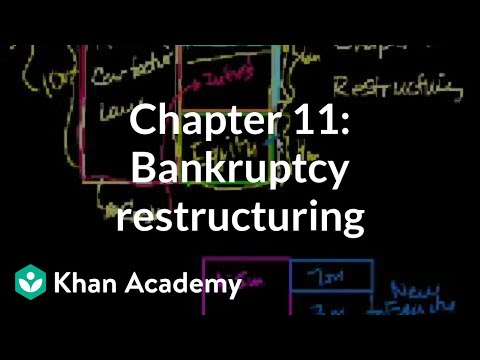 Chapter 11 Bankruptcy Chapter 11: Ban...