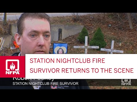 the station - Ten years ago, fire consumed the Station nightclub in West Warwick, Rhode island. One hundred people died in the fire, making it 