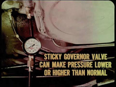 Chrysler Master Tech – 1971, Volume 71-7 Torqueflite Diagnosis