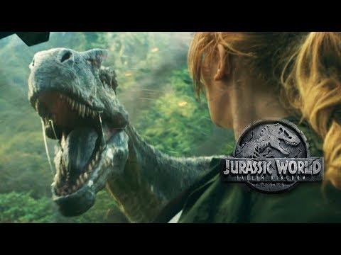ตัวอย่างหนัง Jurassic World: Fallen Kingdom (จูราสสิค เวิลด์: อาณาจักรล่มสลาย) ซับไทย