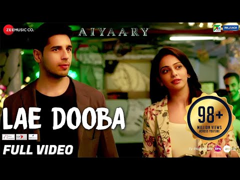 Download Lae Dooba - Full Video | Aiyaary | Sidharth Malhotra, Rakul Preet | Sunidhi Chauhan | Rochak Kohli hd file 3gp hd mp4 download videos