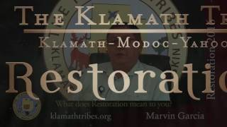 Restoration 2016 - What Does Restoration Mean to You? - Marvin Garcia