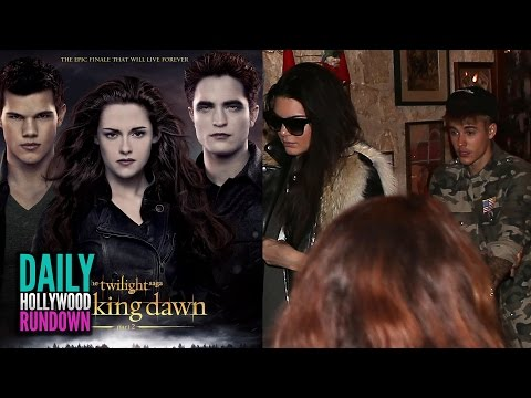 date - More Celebrity News ▻▻ http://bit.ly/SubClevverNews Kylie, Justin and Selena Hang out in Paris, Twilight is back and Taylor Swift strikes a pose for Vogue UK. All this and more in today's...