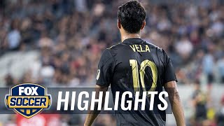 Every Carlos Vela goal and assist in 2019 so far | 2019 MLS Highlights by FOX Soccer