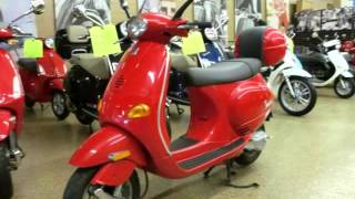 7. 2004 Vespa ET2 50 for sale in Downers Grove, IL