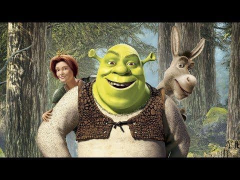 Rajzfilmek vicces változata Shrek meg a többi
