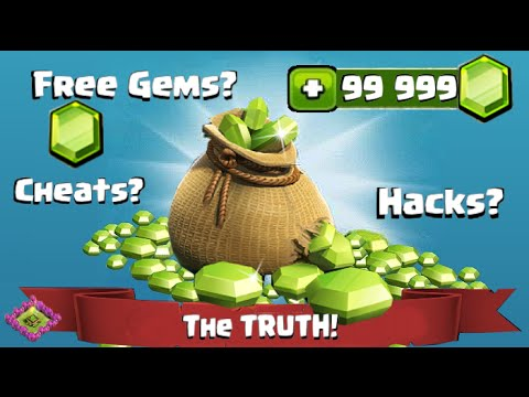 cheats - Clash Of Clans Hack, Clash of Clans Cheats, free gems - the TRUTH about Clash of Clans Hacks! Clash of Clans Attacks - tutorials and strategy guides with liv...