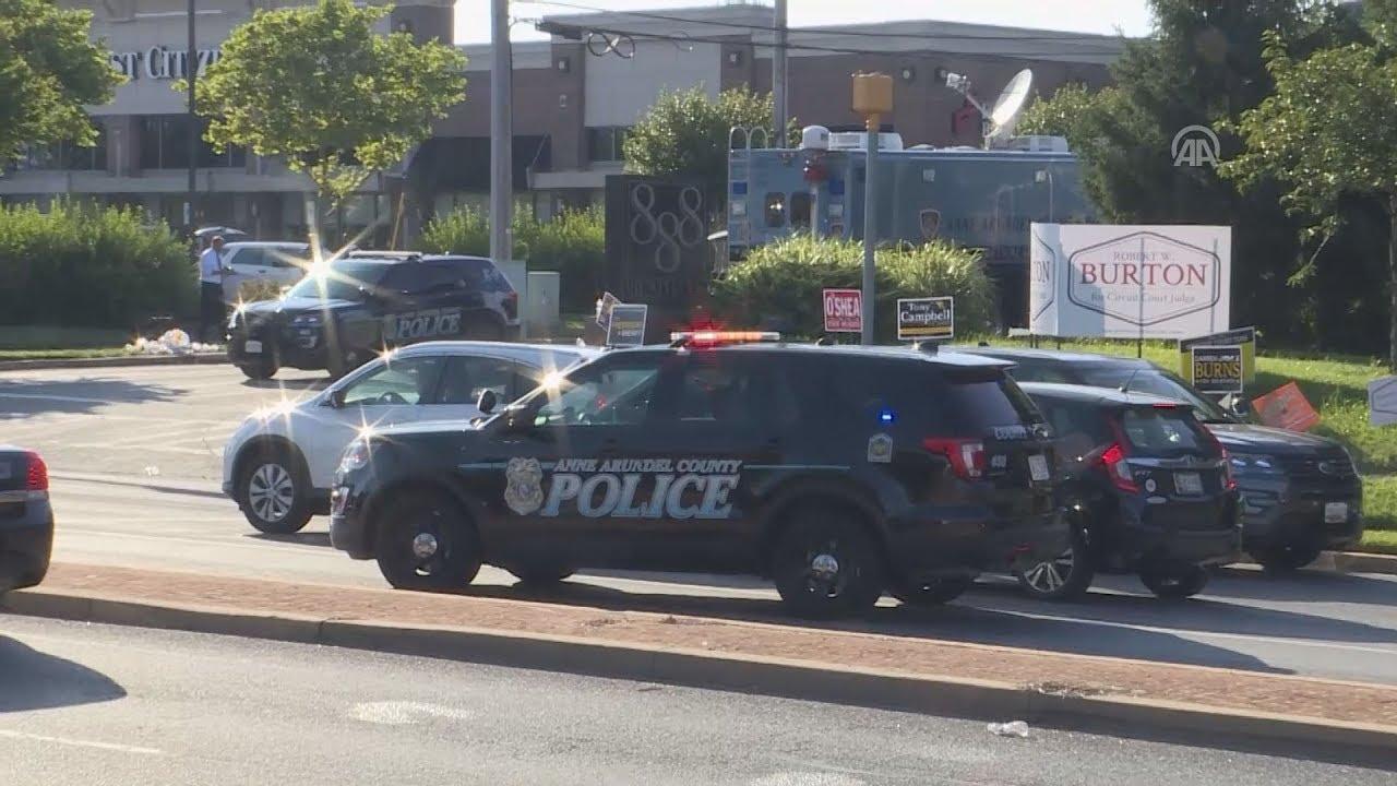 Πέντε νεκροί από επίθεση ενόπλου στα γραφεία εφημερίδας, στις ΗΠΑ