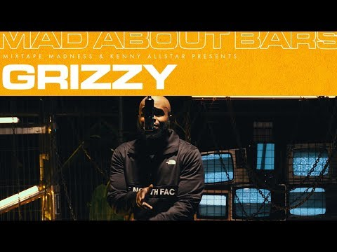 #150 Grizzy – Mad About Bars w/ Kenny Allstar [S4.E8] | @MixtapeMadness
