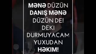 Çox mənalı şeir :D Vasif Əzimov - Həkim