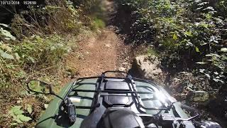 7. 2018 Honda FourTrax Rancher 4x4  - Trail Ride