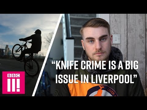 I Don't Want Liverpool's Youth To See The Knife Crime I Did