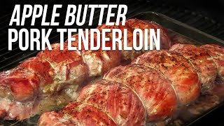 Apple Butter Tenderloin recipe by BBQ Pit Boys