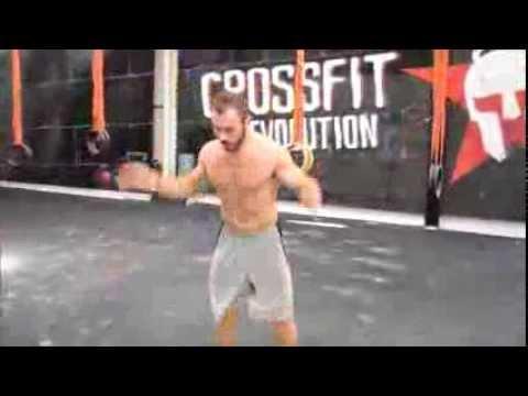 Προπονήσου με CrossFit