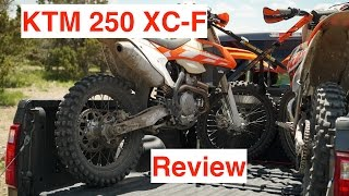 3. KTM 250 XC-F Review - Episode 157