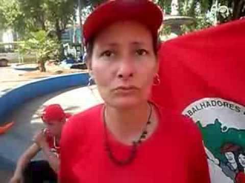 Reivindicações do MST em Mato Grosso