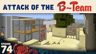 Minecraft :: All the Details :: Attack of the B-Team E74