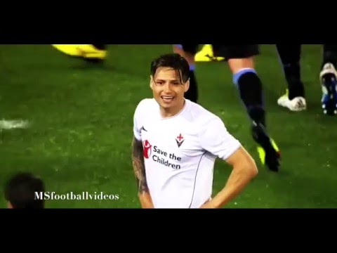 Lazio Vs Fiorentina 2-4 All Goals & Highlights HD | Serie A 2015-2016