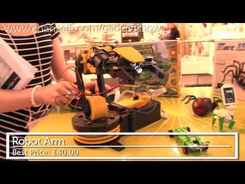The Gadget Show – Top gadgets @ Spring Fair 2013
