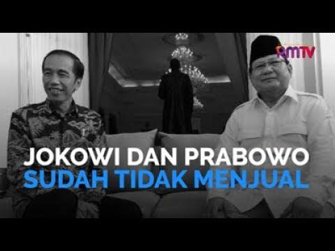 Jokowi Dan Prabowo Sudah Tidak Menjual