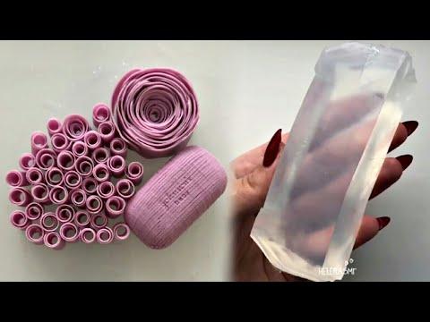 Los Vídeos Más Satisfactorios De Cortando Jabon, Aplastando Jabon, Jabon De Cubitos Y Mas
