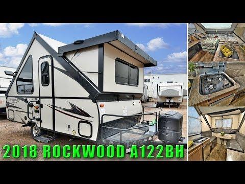 2018 SUPER LITE WEIGHT A122BH Hard Sided A Frame Travel Trailer RV Colorado