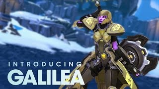 Trailer gameplay - Galilea