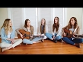 In The Name Of Love- Martin Garrix & Bebe Rexha (Acoustic Cover) | Gardiner Sisters
