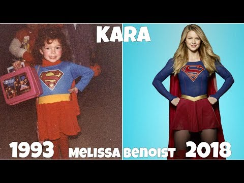 Supergirl Actors, Before And After They Were Famous