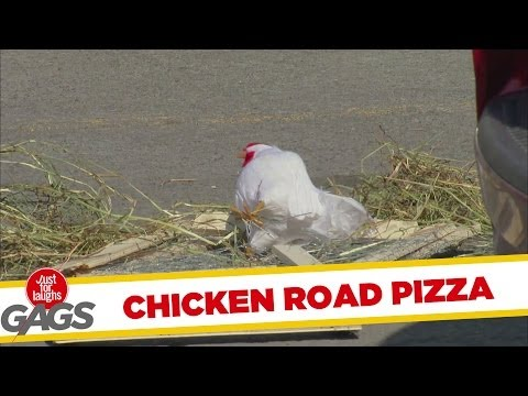 Chicken Road Pizza - Youtube