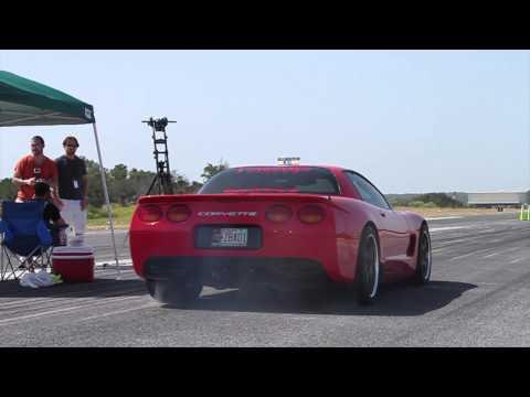 Vengeance Racing - WannaGOFAST 1/2 mile in Texas!