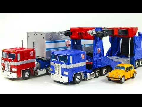 Transformers MasterPiece MP-10 Optimus Prime MP-31 Delta Magnus MP-21 Bumblebee Vehicle Robot Toys