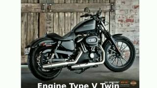 2. 2011 Harley-Davidson Sportster Iron 883  motorbike Features Specs Details Info Top Speed