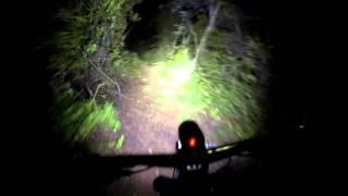 Downhill ás escuras
