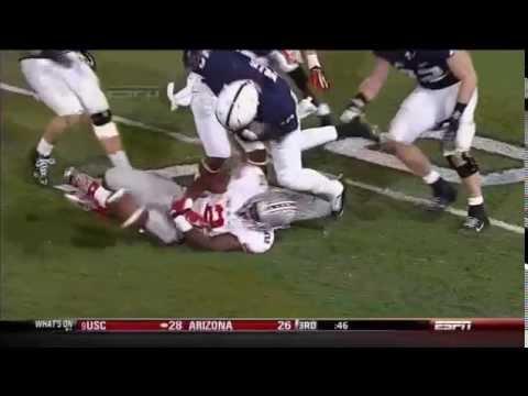 Adrian Amos Game Highlights vs Ohio St. 2012 video.