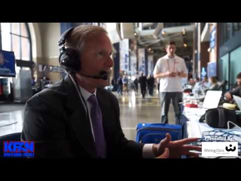 VIDEO: Mike Mayock Tells PA Who Should be the #1 Pick and It's Not Who You May Think...