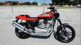 10. Sportster XR 1200, performance machine, low miles for sale in Texas, hear it run