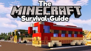 How To Build Vehicles! • The Minecraft Survival Guide (Tutorial Let's Play) [Part 265]